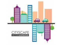 城市的繁荣