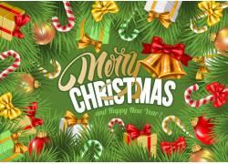 圣诞节节日背景设计