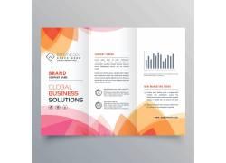企业宣传折页设计图片