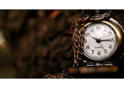 怀表时间钟表