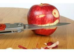 苹果摄影图