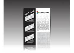 折页设计图片