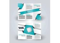 三折页设计图片