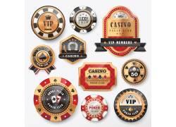 赌博赌具图标设计图片
