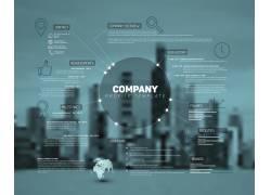 商务图表设计