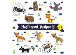 矢量动物图案设计图片