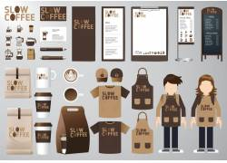 餐饮VI模板设计