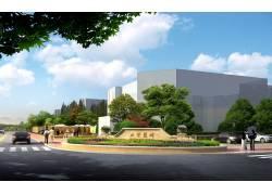 商业建筑工业园