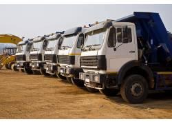 运输货车摄影图片