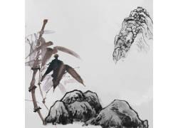 水墨画中国风背景