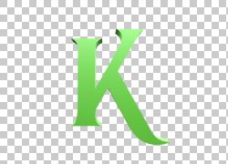 立体英文字母K
