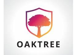 渐变企业logo设计