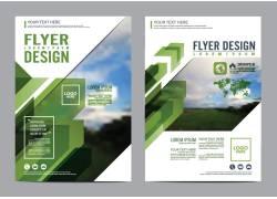 商务宣传单模板设计图片
