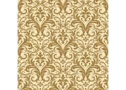 古典花纹矢量图
