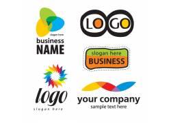 彩色企业logo