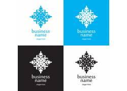 商务企业logo