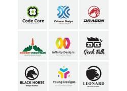 时尚企业logo