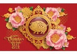 猪年新春海报