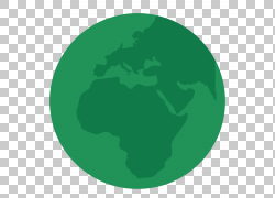 Globe Green Circle字体,绿色地球装饰PNG剪贴画地球仪,装饰,圣诞